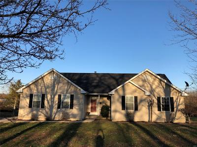 Union Single Family Home Active Under Contract: 1394 N Bend Rd.