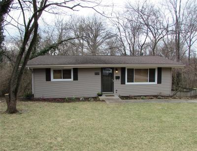 Edwardsville Single Family Home For Sale: 1729 North 2nd