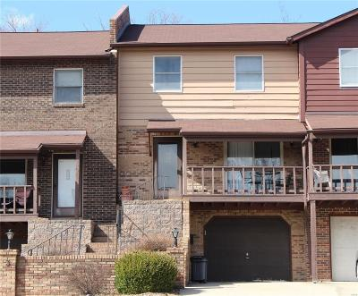 Collinsville Condo/Townhouse For Sale: 1811 Ramada Boulevard #4