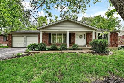 St Louis County Single Family Home For Sale: 421 Glan Tai