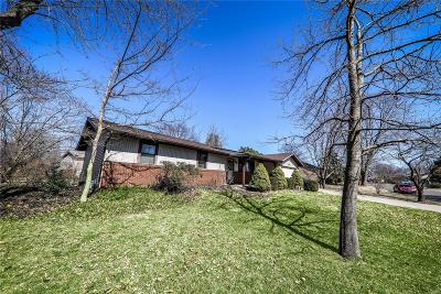 Troy Single Family Home For Sale: 914 Harvestyme Lane