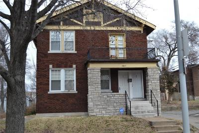 St Louis Single Family Home For Sale: 4815 Anderson Avenue