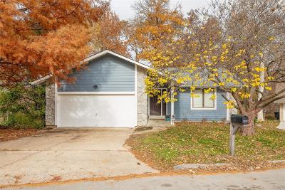 Lake St Louis MO Single Family Home For Sale: $234,900
