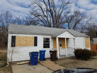 Single Family Home For Sale: 609 Ferguson Avenue