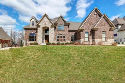 St Louis County Single Family Home For Sale: 16762 Eagle Bluff Court
