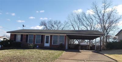 Single Family Home For Sale: 1528 Hudson Road