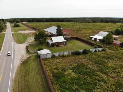 Gasconade County Commercial For Sale: 2424 Highway 50