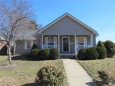 Granite City Single Family Home For Sale: 3008 Madison Avenue