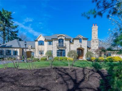 Ladue Single Family Home For Sale: 456 South McKnight Road