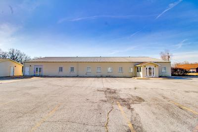 Godfrey Commercial For Sale: 620 Armsway Boulevard