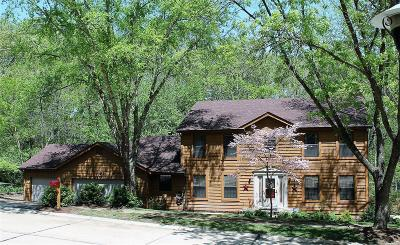 Wildwood Single Family Home For Sale: 1921 Wolfcreek Pass Court