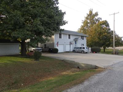 Pike County Single Family Home For Sale: 411 North Corey Street