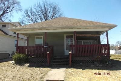Granite City Single Family Home For Sale: 2435 Bryan Avenue