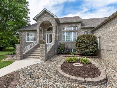Edwardsville Single Family Home For Sale: 109 Bluestem Court