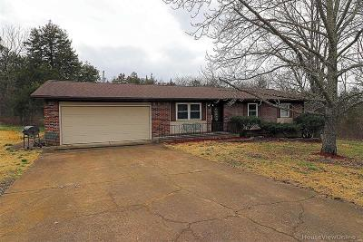 Bonne Terre Single Family Home Active Under Contract: 1414 Rue Camille