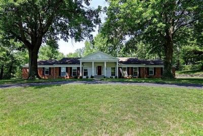 Single Family Home For Sale: 1 Overbrook Drive