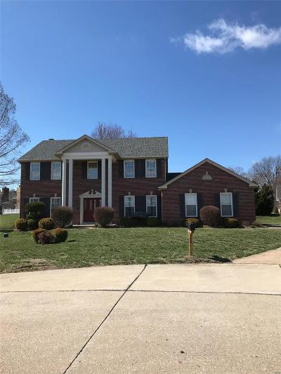 St Charles Single Family Home For Sale: 5 Cambric Ct.