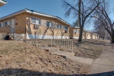 St Louis City County Multi Family Home For Sale: 3600 Salena Avenue