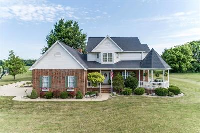 Smithton Single Family Home Active Under Contract: 5221 White Oak Drive