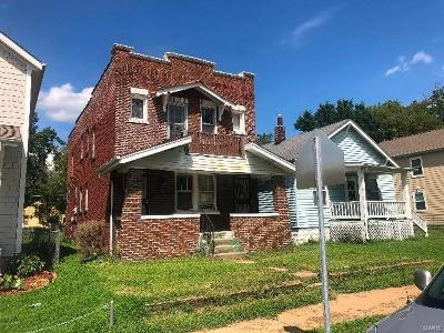 St Louis County Multi Family Home For Sale: 6647 Bartmer Avenue