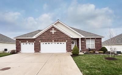 Wentzville Single Family Home For Sale: 2417 Golden Bear Way