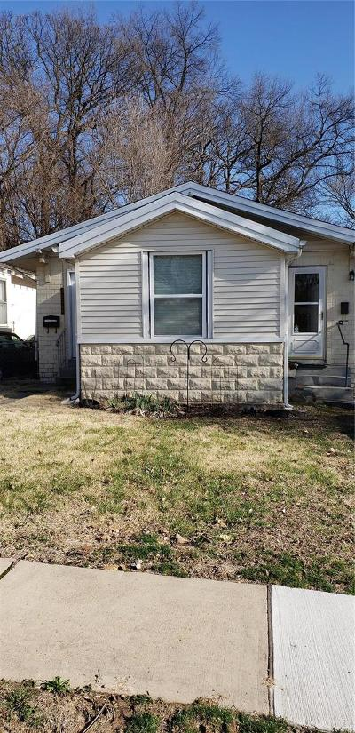 Richmond Heights Single Family Home Active Under Contract: 7065 Mitchell Avenue