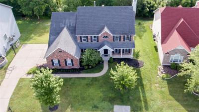 St Louis Single Family Home For Sale: 9326 Caddyshack Circle