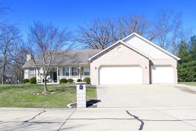 Smithton Single Family Home For Sale: 4903 Stoneledge Drive