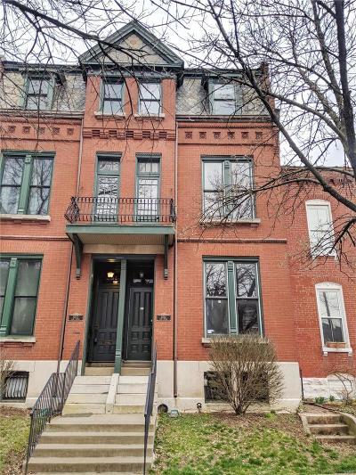 St Louis City County Single Family Home For Sale: 3014 Lemp Avenue