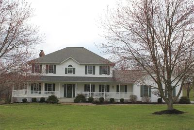 Franklin County Single Family Home For Sale: 2058 Rosebrook Drive