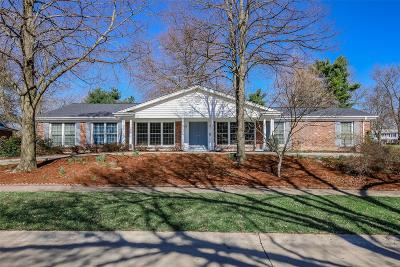 Chesterfield Single Family Home For Sale: 14288 Forest Crest Drive