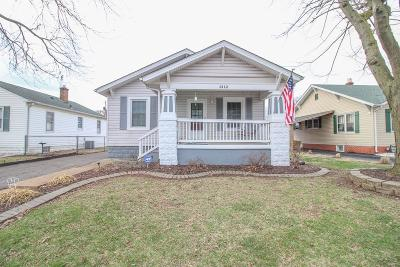 Granite City Single Family Home For Sale: 2112 Lynch