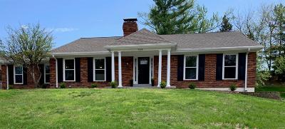 Ballwin Single Family Home For Sale: 914 Morena Court