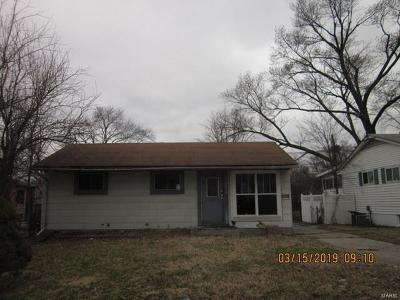 Single Family Home For Sale: 10613 Spring Garden Drive