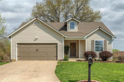 Wentzville MO Single Family Home For Sale: $189,000