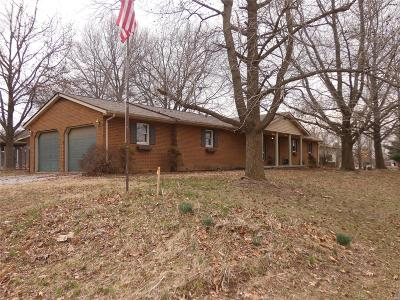Moro, Bethalto Single Family Home For Sale: 6378 High Street