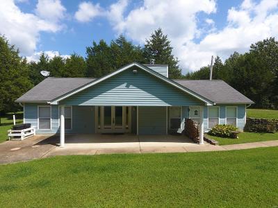 De Soto Single Family Home For Sale: 4965 Engledow Road