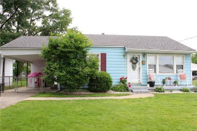 Granite City Single Family Home For Sale: 2701 Sunset Drive
