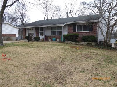 Single Family Home Active Under Contract: 4114 Hanshire