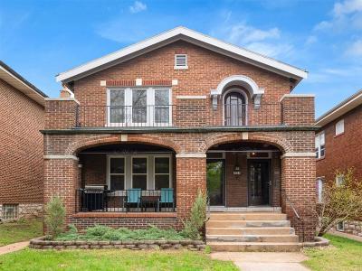 St Louis Multi Family Home For Sale: 5069 Tholozan Avenue