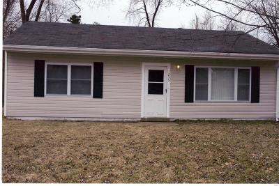 Single Family Home For Sale: 1235 Maple Avenue