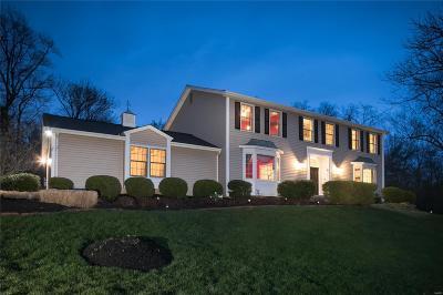 Creve Coeur Single Family Home For Sale: 214 Bellington Lane
