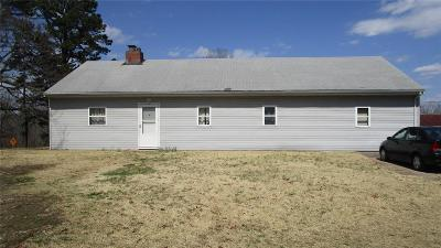 Washington County Single Family Home For Sale: 34390 State Hwy 185