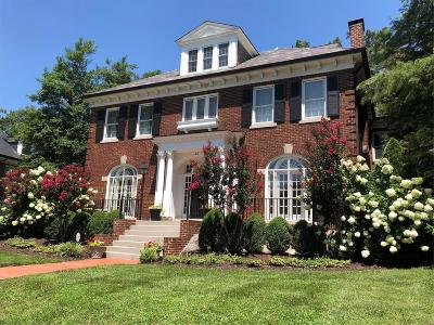 Single Family Home For Sale: 22 Southmoor Drive