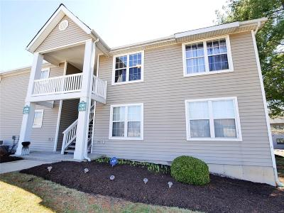 Condo/Townhouse For Sale: 4318 Channel Drive