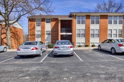 Condo/Townhouse Active Under Contract: 1951 Greenpoint Dr. #204