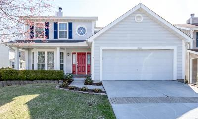 Grover Single Family Home Active Under Contract: 16540 Hunters Crossing Drive