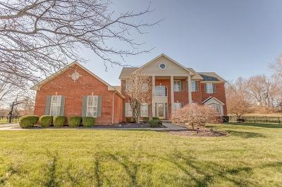 Shiloh Single Family Home For Sale: 4067 Clintonview Court