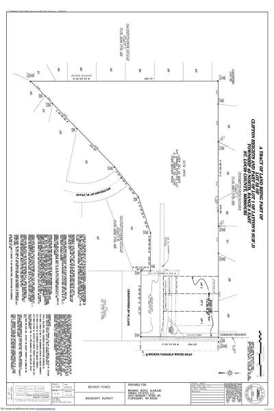 Residential Lots & Land For Sale: 7495 Becker