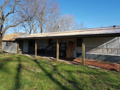 Millstadt Single Family Home For Sale: 8847 State Route 163